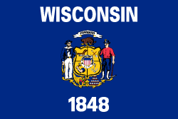 Flag of Wisconsin